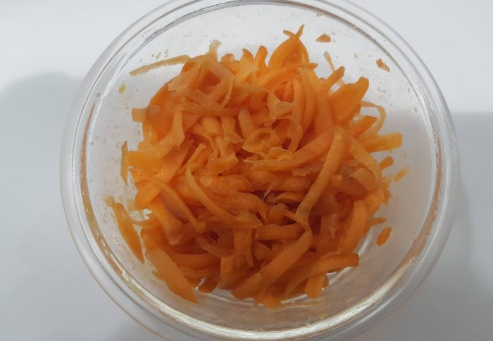 Carrot Salad – Ray Peat's solution to excess estrogen